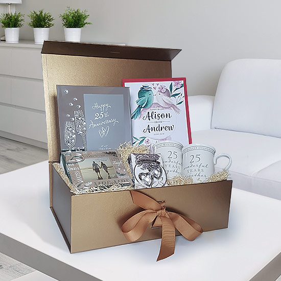 25th Anniversary Present 25th Anniversary Gift Ideas Ireland
